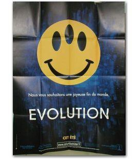 "Evolution - 47"" x 63"""