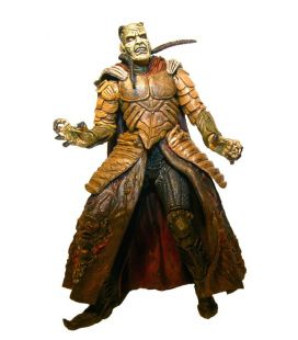 "Wishmaster - Djinn - Action Figure 7"""