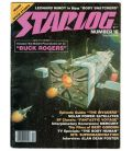 Starlog Magazine N°16 - Vintage september 1978 issue with Buck Rogers