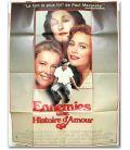 "Enemies : A Love Story - 47"" x 63"""