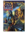 Star Wars Galaxy N°7 - Printemps 1996 - Magazine américain avec la princesse Leia