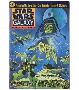 Star Wars Galaxy Magazine N°8 - Summer 1996 issue