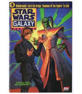 Star Wars Galaxy Magazine N°9 - Fall 1996 issue