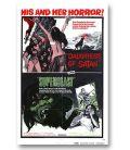 "Daughters of Satan / Superbeast - 27"" x 40"" - Vintage Original US Poster"