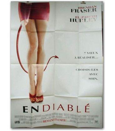 """Endiablé - 47"""" x 63"""""""