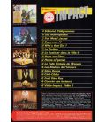 Impact N°11 - Octobre 1987 - Magazine français avec Kevin Costner