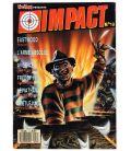 Impact N°18 - Décembre 1988 - Ancien magazine français avec Freddy Krueger