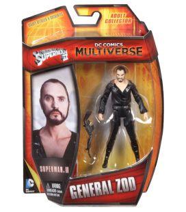 "Superman 2 - Général Zod - Figurine 3.75"""