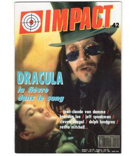 Impact N°42 - Décembre 1992 - Magazine français avec Dracula