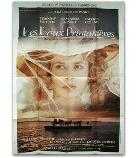 """Les Eaux printanières - 47"""" x 63"""""""