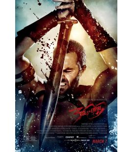 "300: Rise of an Empire - 27"" x 40"" - Original US Poster (model A)"