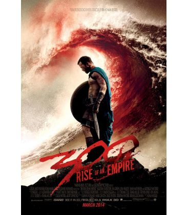 "300: Rise of an Empire - 27"" x 40"" - Original US Poster (model C)"