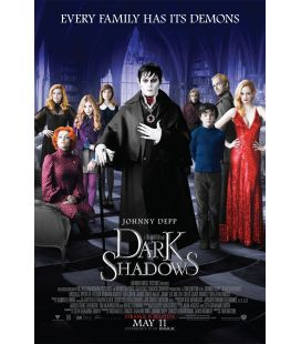 "Dark Shadows - 27"" x 40"" - Original US Poster"