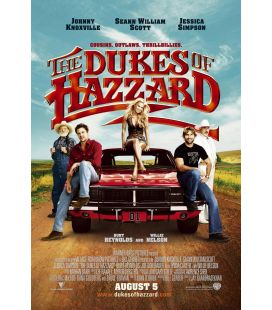 "The Dukes of Hazzard - 27"" x 40"" - Original US Poster"