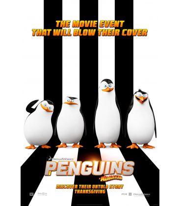 "The Penguins of Madagascar - 27"" x 40"" - Original Advance US Poster"