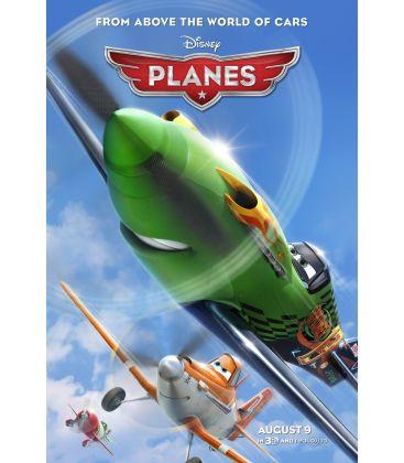 """Planes - 27"""" x 40"""" - Affiche préventive originale américaine"""