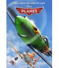 "Planes - 27"" x 40"" - Original Advance US Poster"