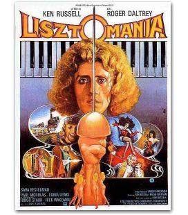 "Lisztomania - 47"" x 63"""