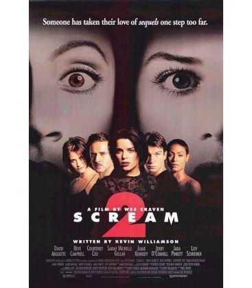 """Scream 2 - 27"""" x 40"""" - Originale US Movie Poster"""