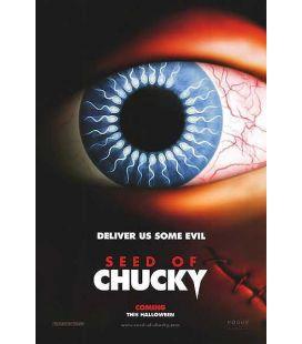"""Le Fils de Chucky - 27"""" x 40"""" - Affiche préventive originale américaine"""