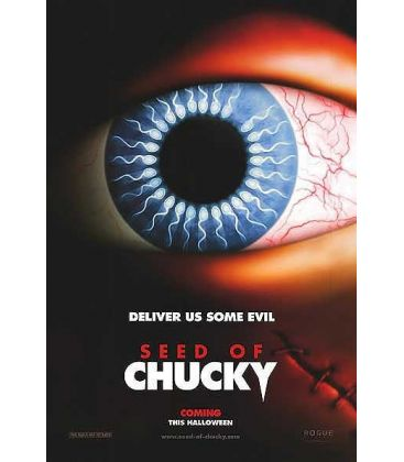 "Seed of Chucky - 27"" x 40"" - Original Advance US Poster"