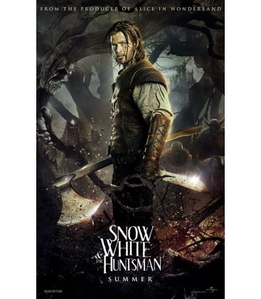 "Snow White and the Huntsman - 27"" x 40"" - Original Advance US Poster"