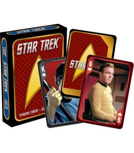 Star Trek - Jeu de cartes