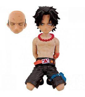 "One Piece - Ace Cry Heart - Japanese Anime Figure 4"""
