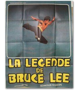 """La Légende de Bruce Lee - 47"""" x 63"""""""