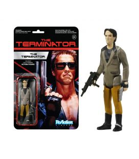 The Terminator - ReAction Retro Figure