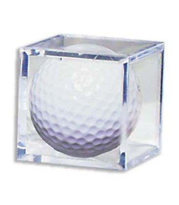 Mini Memorabilia Display for Lego figurine or Golf Ball