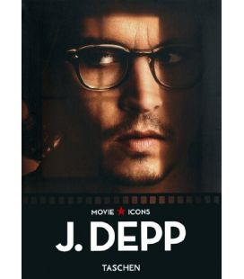 Johnny Depp : Movie Icons - Livre