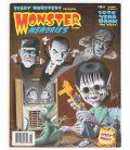 Monsters Memories Magazine N°3 - January 1995 - Magazine with Frankenstein