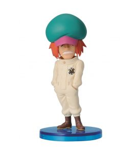 """One Piece - Shachi, History of Law - Japanese Anime Figure 3"""""""