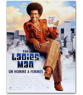 "The Ladies Man - 47"" x 63"""