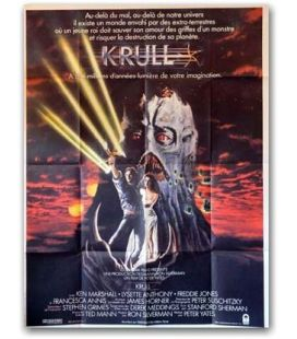 "Krull - 47"" x 63"""