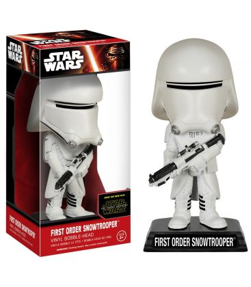 Star Wars: Episode VII - The Force Awakens - First Order Snowtrooper - Bobble-Head