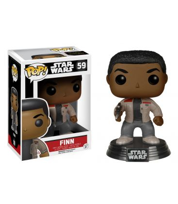 Star Wars : Episode 7 - Le réveil de la force - Finn - Figurine Pop!