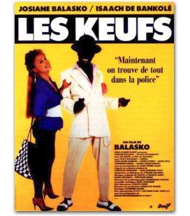 """Les Keufs - 47"""" x 63"""""""