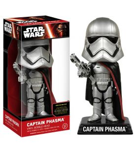 Star Wars : Episode 7 - Le réveil de la force - Capitaine Phasma - Bobble-Head
