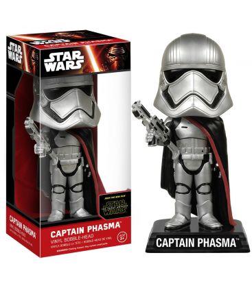 Star Wars : Episode 7 - Le réveil de la force - Capitaine Phasma - Bobble-Head