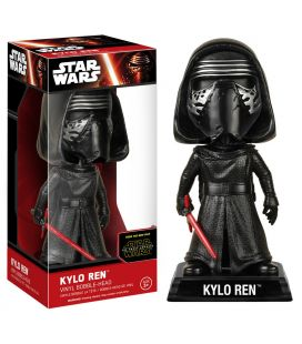 Star Wars: Episode VII - The Force Awakens - Kylo Ren - Bobble-Head