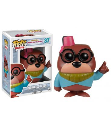 Hanna-Barbera - Morocco Mole - Figurine Pop!