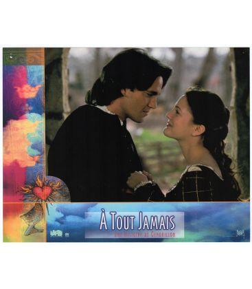 """Ever After: A Cinderella Story - Original Photo 10.5"""" x 8"""" with Brew Barrymore and Dougray Scott"""