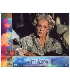 """A tout jamais - Photo originale 10.5"""" x 8"""" avec Jeanne Moreau"""