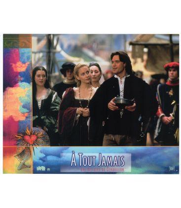 """A tout jamais - Photo originale 10.5"""" x 8"""" avec Dougray Scott et Megan Dodds"""