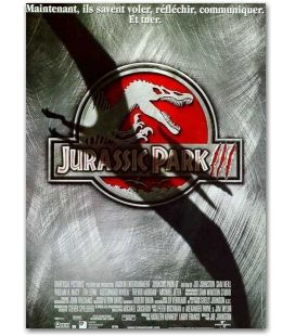 """Jurassic Park 3 - 16"""" x 21"""""""