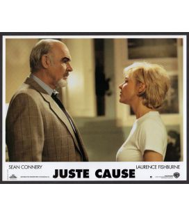 "Juste cause - Photo originale 11,25"" x 9"" avec Sean Connery et Kate Capshaw"