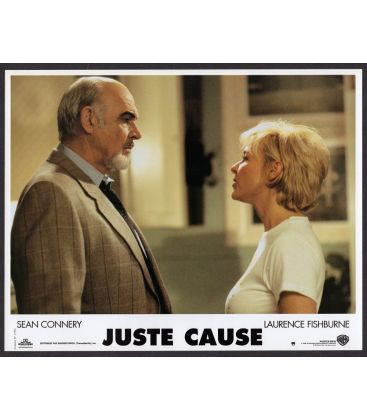 """Just Cause - Original Photo 11.25"""" x 9"""" with Sean Connery and Kate Capshaw"""