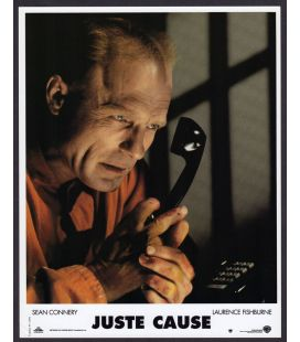 "Juste cause - Photo originale 9"" x 11,25"" avec Ed Harris"